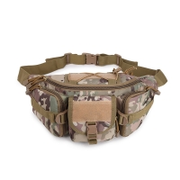 Buy cheap Zipper Pillow Shape Oxford 20L Military Waist Bag from wholesalers