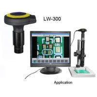 Buy cheap LW-300 China 3.0M pixel high resolution microscope digital camera electronic eyepiece from wholesalers