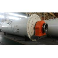 Buy cheap Continouos Ball Mill Grinder Little Floor Space from wholesalers