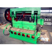 Buy cheap Heavy Gauge Expanded Metal Lath Machine , Expanded Mesh Machine 4.0kw Power from wholesalers