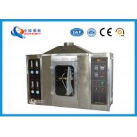 Buy cheap SUS 304 Flame Test Apparatus For Paper Plasterboard Fire Stability Combustion from wholesalers