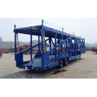 Buy cheap Enclosed Box Van Vehicle transport trailer , Strong Box Utility Car Trailer from wholesalers