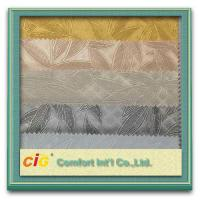 Buy cheap Multi Color High Abrasion PVC Artificial Leather Fabric  0.5 - 2mm Fake Leather Material from wholesalers