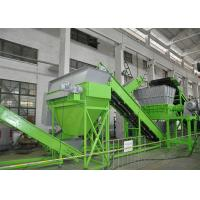 Buy cheap Three Angle Shaft Waste Tyre Recycling Equipment SN - DS - 1400 For Rubber Tyre Scrap from wholesalers