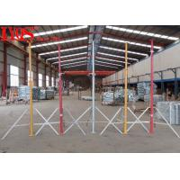 Buy cheap Temporary Steel Shoring Posts For Building Repair , Adjustable Acrow Props from wholesalers