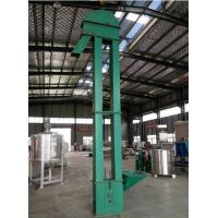 Buy cheap Factory price High quality 4.2m or Customized height Bucket elevator conveyor machine from wholesalers