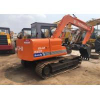 Buy cheap EX60 Used Mini Excavator Japan HITACHI EX100 EX160 EX200 1 Year Warranty from wholesalers