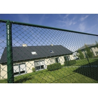 Buy cheap 5-foot chain link fabric and 8ft chain link fencing rolls with a 1 inch mesh from wholesalers