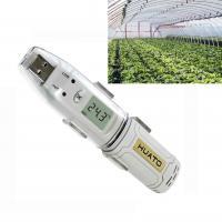 Green House Monitor USB Data Logger USB Data Recorder High Precision HE172