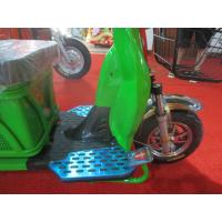 Buy cheap Green Color Electric Powered Tricycle Battery Operated Rickshaw 1600*750*1010mm from wholesalers