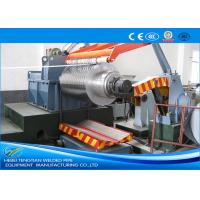 Buy cheap CRC Sheet Steel Slitting Machine 25 Strips Centerline Control ISO Certification from wholesalers