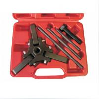 Buy cheap Harmonic Damper & Holding Puller Set for Chrysler, HYUNDAI and MAZDA engines Garage Equipm from wholesalers