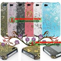 Buy cheap New Flower Pattern Fashionable Back Cover For Iphone 4g 4th from wholesalers