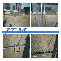 Buy cheap [15 years factory]Temporary construction chain link fence with good quality from wholesalers