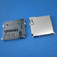 Buy cheap Push Push Card ,Micro SD T-FLASH Card Connector from wholesalers