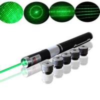 Buy cheap 5 In1 Green Laser Pointer with 5 Laser Pattern Heads (XL-GP-202) from wholesalers