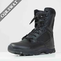 Buy cheap New Arrival Spring Boot Leather Upper Training Man Boot for Manufacturer China from wholesalers