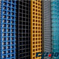 Buy cheap Rectangular compression-molded FRP gratings from wholesalers