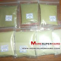 Buy cheap super abrasive indsutrial synthetic diamond powder  Cocoa@moresuperhard.com from wholesalers
