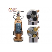 Buy cheap 3 Phase 3KW Manual Concrete Corner Grinding Machine With Led Light from wholesalers