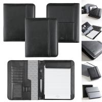 Buy cheap Executive Black Leatherette Portfolio with Gift Box from wholesalers