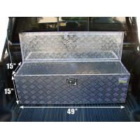 Buy cheap factory direct sales diamond plate truck aluminum tool box from wholesalers