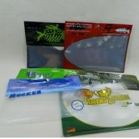 Buy cheap fishing hook packaging ,  clear pe ziplock bags for fish fishing lures product