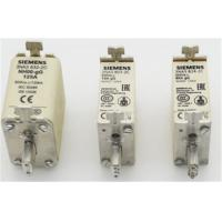 Buy cheap Siemens 3NA Series Electrical Safety Fuses For Cable 3NA3801 LV HRC Link from wholesalers