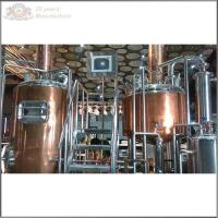 Buy cheap Microbrewery equipment for sale with capacity 1000L/day from wholesalers
