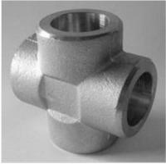 Buy cheap ASTM B564 socket welding SW cross from wholesalers