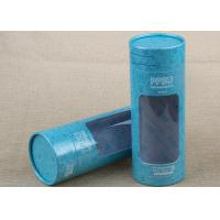 Buy cheap High Quality Cardboard Paper Tube with Window for Food from Wholesalers
