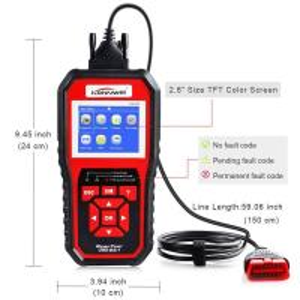 China Obd II Cars Live Data Scanner Diagnostic Tool Konnwei Kw850 Bosch FOXWELL Autophix JDiag on sale