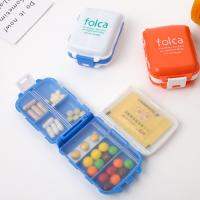 Buy cheap Hot Sales Custom Pill Case   Plastic Weekly Pill Box 7 Day Portable  Pill Dispenser from wholesalers