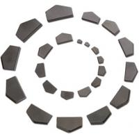 Buy cheap Cemented carbide inserts for rock and coal cutter reinforcement from wholesalers