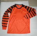 Buy cheap Custom Goalkeeper Uniform Soccer Team Wear Long Sleeve Soccer Jerseys from wholesalers