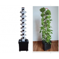 Buy cheap Home Garden Vertical Grow Kit Indoor Grow System Hydroponics DIY Aeroponic Tower Hydroponic Growing Systems from wholesalers