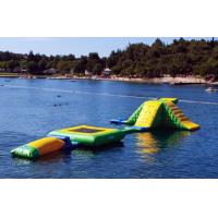 Buy cheap Floating Small Wibit Water Park Station / Inflatables Water Sports Equipment from wholesalers
