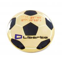 Buy cheap Lacquered Colors and Epoxy Dome Coating Personalized Lapel Pins from wholesalers