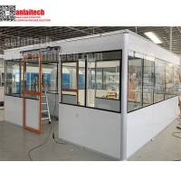 Buy cheap Class100-100000 Dust Free Customized Portable Cleanbooth Clean Room from wholesalers