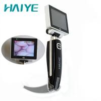 Buy cheap 3 inch monitor, 8GB memory card, take photo and video in 1 second portable video laryngoscope from wholesalers