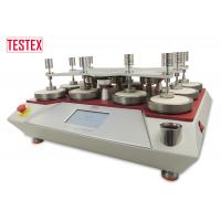 Buy cheap Multi Positon Martindale Abrasion Tester With Counting Separately For Testing Abrasion And Pilling from wholesalers