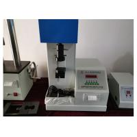 Buy cheap Casting Sand Strength Testing Machine Displaying Force Curve Dynamically from wholesalers