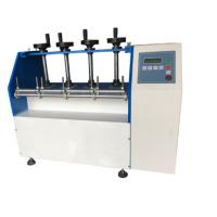 Buy cheap Sell at a low price rubber sole shoes resistance bending testing machine from wholesalers