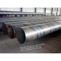 Buy cheap API5L X52 38'' SSAW Steel Pipe for Pipeline Transmission/ASTM A53 Grade B spiral welded pipe/ galvanized steel pipe from wholesalers
