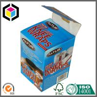 Buy cheap Full Color CMYK Print Corrugated Carton Packaging Box; Small Packaging Box product
