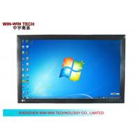 Buy cheap Public Wall Mounting Interactive Touch Screen LCD Monitor With Remote Control from wholesalers