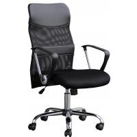 Buy cheap Mesh chair office chair steel frame task chair manager chair executive chair from wholesalers