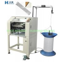 Buy cheap single wire Book binding machine from wholesalers