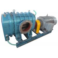 Buy cheap 12956 m3/h particles transport Tri-lobe Roots Blower for wheat grain or granular Port size 400m from wholesalers