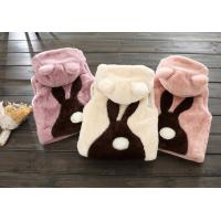 Buy cheap Cute design baby girls winter baby keep warm vest jacket from wholesalers